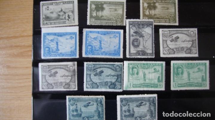 Sellos: ESPAÑA 1930 DIVERSOS VALORES PRO UNION IBEROAMERICANA VER FOTOS - Foto 2 - 264055820
