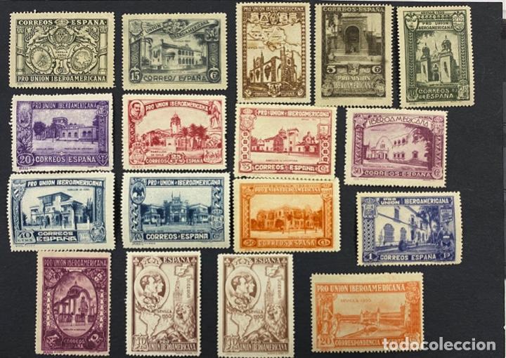ESPAÑA, 1930. EDIFIL 566/82. SERIE COMPLETA. NUEVOS. CON CHARNELA. (Sellos - España - Alfonso XIII de 1.886 a 1.931 - Nuevos)