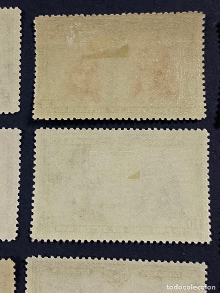 Sellos: ESPAÑA, 1928. EDIFIL 402/33. PRO CATACUMBAS. 32 VALORES. NUEVO. CON FIJASELLOS. VER FOTOS - Foto 5 - 265414714