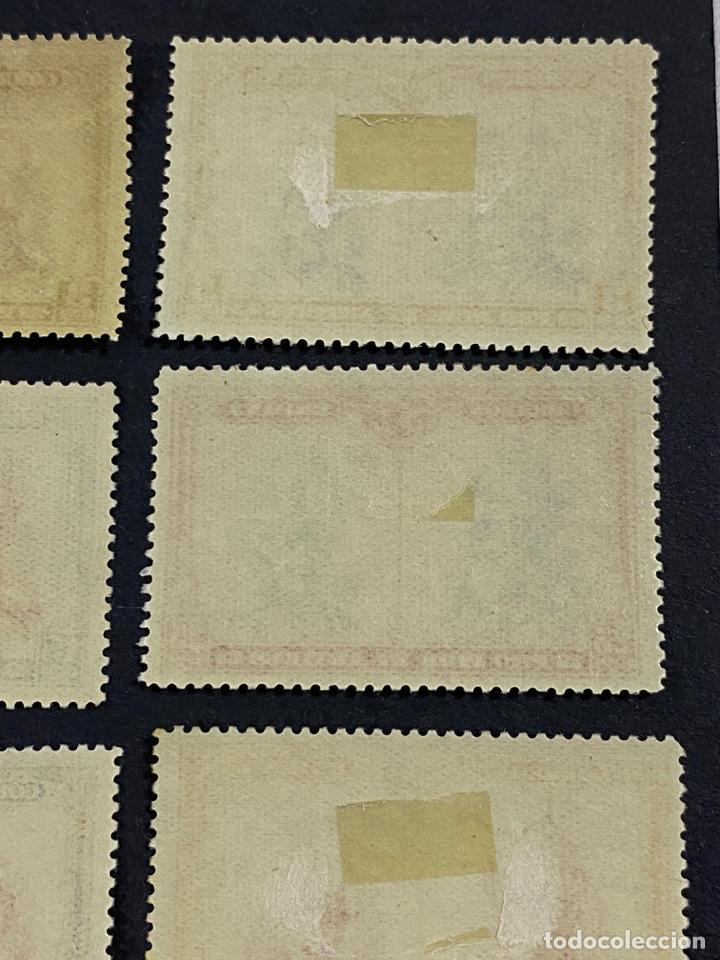 Sellos: ESPAÑA, 1928. EDIFIL 402/33. PRO CATACUMBAS. 32 VALORES. NUEVO. CON FIJASELLOS. VER FOTOS - Foto 7 - 265414714