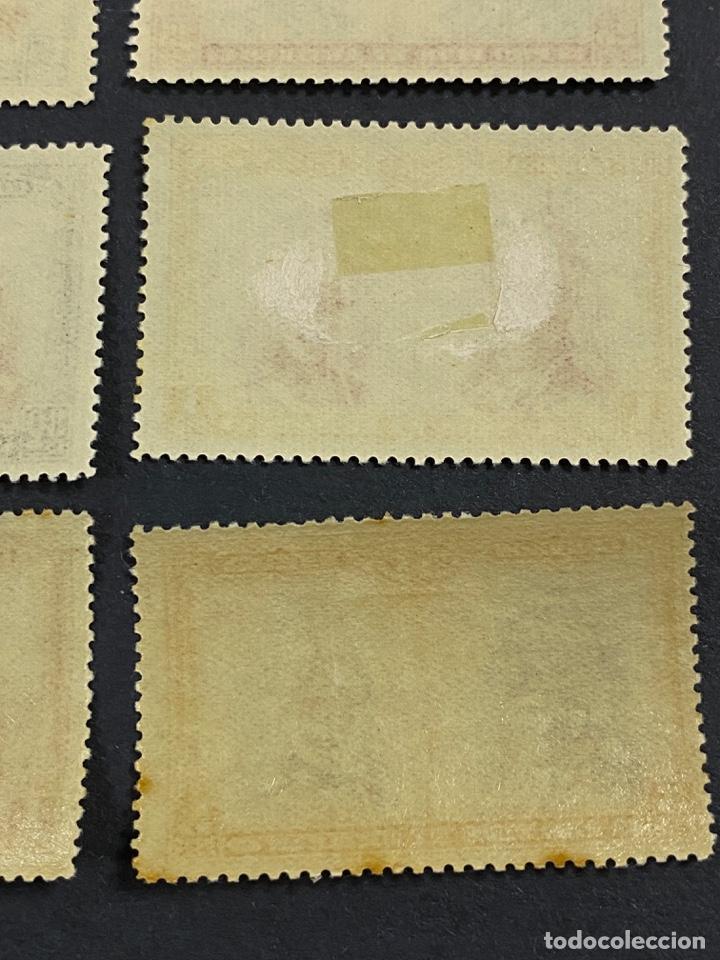 Sellos: ESPAÑA, 1928. EDIFIL 402/33. PRO CATACUMBAS. 32 VALORES. NUEVO. CON FIJASELLOS. VER FOTOS - Foto 11 - 265414714