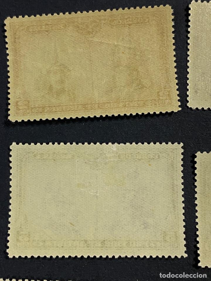 Sellos: ESPAÑA, 1928. EDIFIL 402/33. PRO CATACUMBAS. 32 VALORES. NUEVO. CON FIJASELLOS. VER FOTOS - Foto 22 - 265414714