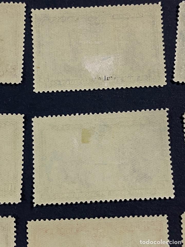 Sellos: ESPAÑA, 1928. EDIFIL 402/33. PRO CATACUMBAS. 32 VALORES. NUEVO. CON FIJASELLOS. VER FOTOS - Foto 24 - 265414714