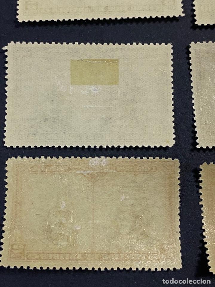 Sellos: ESPAÑA, 1928. EDIFIL 402/33. PRO CATACUMBAS. 32 VALORES. NUEVO. CON FIJASELLOS. VER FOTOS - Foto 26 - 265414714
