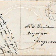 Sellos: POSTAL CIRCULADA EN EL CORREO INTERIOR DE CAMPRODON SIN FRANQUEO. 1909. Lote 267733599