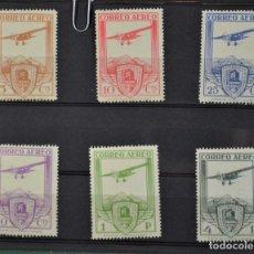 Sellos: EDIFIL 483 488 SERIE COMPLETA SELLOS NUEVOS ESPAÑA 1930 XI CONGRESO INTERNACIONAL FERROCARRILES. Lote 268855194