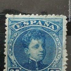 Sellos: ESPAÑA. ALFONSO XIII. EDIFIL 248. 1901 1905. NUEVO **. Lote 269078793