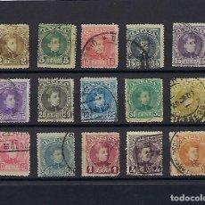 Sellos: ESPAÑA. AÑO 1901. ALFONSO XIII. TIPO CADETE.. Lote 271144383