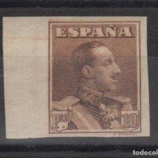 Sellos: 1922-1930 ALFONSO XIII TIPO VAQUER EDIFIL 323S** MNH VC 162,00€. Lote 271918138