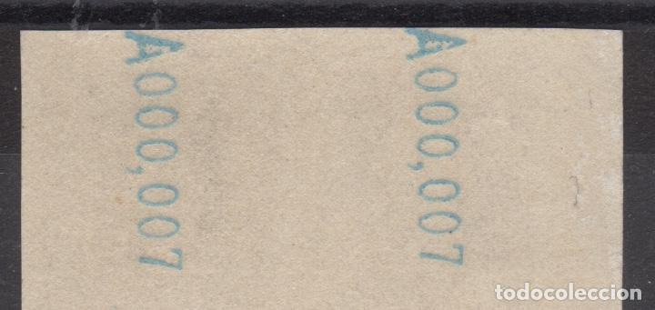 Sellos: 1922-1930 Alfonso XIII TIPO VAQUER Edifil 316s** PAREJA VC 124,00€ - Foto 2 - 271918683