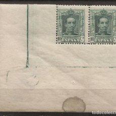 Sellos: 1922-1930 ALFONSO XIII TIPO VAQUER EDIFIL 314** MNH VC 34,50€ PAREJA. Lote 274808438