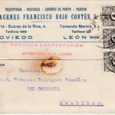 Sellos: 12 NOV 31. 3 SELLOS 5 CTS DERECHO ENTREGA DE ALFONSO XIII UTILIZADOS COMO FRANQUEO. REPUBLICA. Lote 275504803