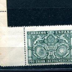 Selos: EDIFIL 566,567 Y 568. 3 SELLOS PRO UNIÓN IBEROAMERICANA. NUEVOS SIN FIJASELLOS. Lote 275671923