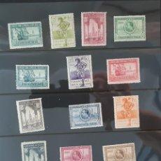 Timbres: ESPAÑA 1929. EDIFIL 434/447**. NUEVOS SIN FIJASELLOS BIEN CENTRADOS. Lote 275717608