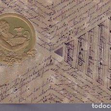 Selos: F15-9- CURIOSA POSTAL RELIEVE .1906. AMBULANTE MERIDA- SEVILLA 1. Lote 286384823