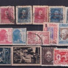 Selos: SELLOS ESPAÑA OFERTA FICHA LLENA DE SELLOS. Lote 286441348