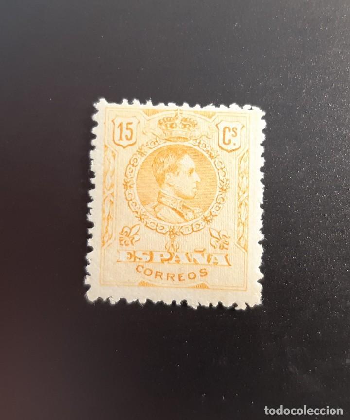 ESPAÑA 1909-22. EDIFIL 271**. NUEVO SIN FIJASELLOS (Sellos - España - Alfonso XIII de 1.886 a 1.931 - Nuevos)