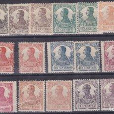 Timbres: FC3-177- COLONIAS GOLFO DE GUINEA EDIFIL 85/97 NUEVOS .INCLUYE MUESTRAS Y VARIEDADES COLOR. Lote 286921923
