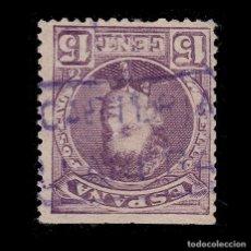 Timbres: CARTERÍA ALFONSO XIII 15C.LERIDA.LLANERA. Lote 287865763