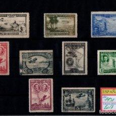 Sellos: EDIFIL 583/91, NUEVOS CON FIJASELLLOS Y SIN FIJASELLOS +49. Lote 287945308