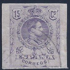 Sellos: EDIFIL 270S ALFONSO XIII. TIPO MEDALLÓN 1909-1922. SIN DENTAR.. Lote 288486578