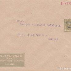 Sellos: SOBRE ENTERO POSTAL PUBLICITARIO DE M ARTEMAN, ( AUTOMOVILES ) VER DESCRIPCION COMPLETA. Lote 288699763