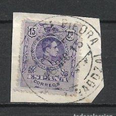 Timbres: ESPAÑA 1909 SELLO USADO - 15/60. Lote 289606023
