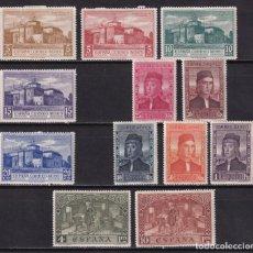 Sellos: 1930 SERIE DESCUBRIMIENTO AMÉRICA (CORREO EUROPA) NUEVA*. Lote 292294413