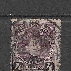 Sellos: ESPAÑA 1901 EDIFIL 254 USADO - 5/35. Lote 295520483