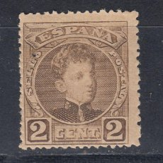 Sellos: 1901 EDIFIL 241** NUEVO SIN CHARNELA. ALFONSO XIII (1219). Lote 296003848