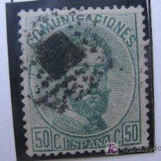 Sellos: 1872 AMADEO I EDIFIL 126. Lote 27519209