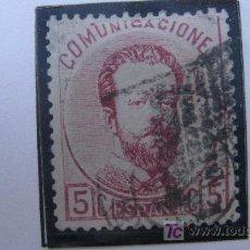 Sellos: 1872 AMADEO I EDIFIL 118. Lote 27519212