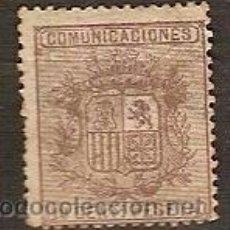 Sellos: SELLOS ESPAÑA I REPUBLICA EDIFL 153 AÑO 1874 ESCUDO DE ESPAÑA NUEVO . Lote 37369039