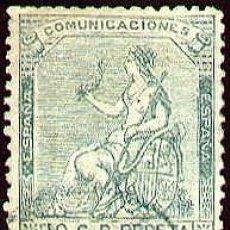 Sellos: EDIFIL 133 VARIEDAD ESP_AÑA. Lote 28762495