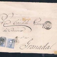 Sellos: 1873 ALMERIA A GRANADA. Lote 46797579