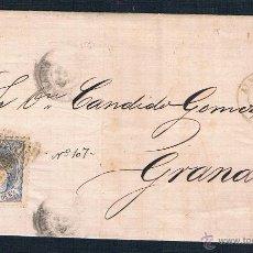 Sellos: 1872 ALMERIA A GRANADA. Lote 46797752
