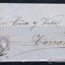 Sellos: 1870 BARCELONA A TARRASA. Lote 49354687