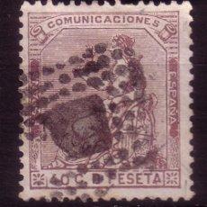 Sellos: BB14-CLASICOS EDIFIL 136 USADO. PERFECTO. CENTRADO. Lote 49388007