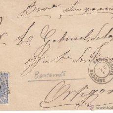 Sellos: ENVUELTA DE BARCARROTA - BADAJOZ . Lote 53454919