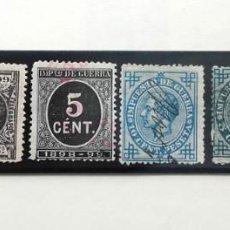 Sellos - 6 sellos Impuesto de Guerra - 56508231