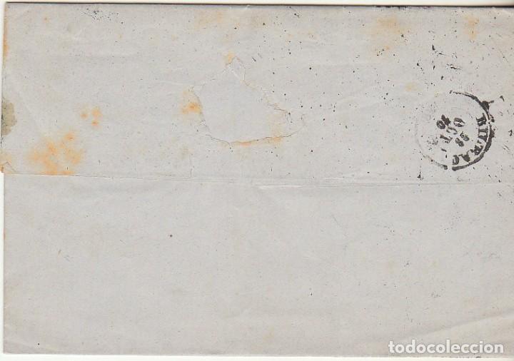 Sellos: Sello 107 : AVILES a BILBAO. 1870. - Foto 2 - 73626867
