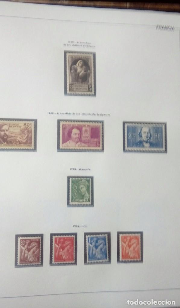Sellos: Sellos de Francia desde1933 a 1970 - Foto 6 - 102091227