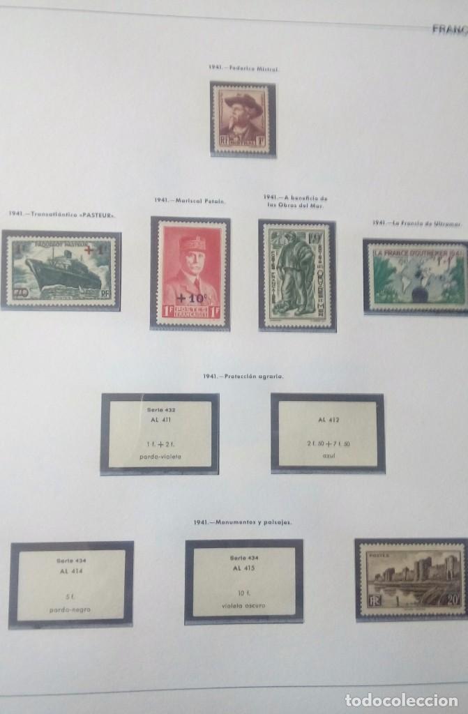 Sellos: Sellos de Francia desde1933 a 1970 - Foto 9 - 102091227