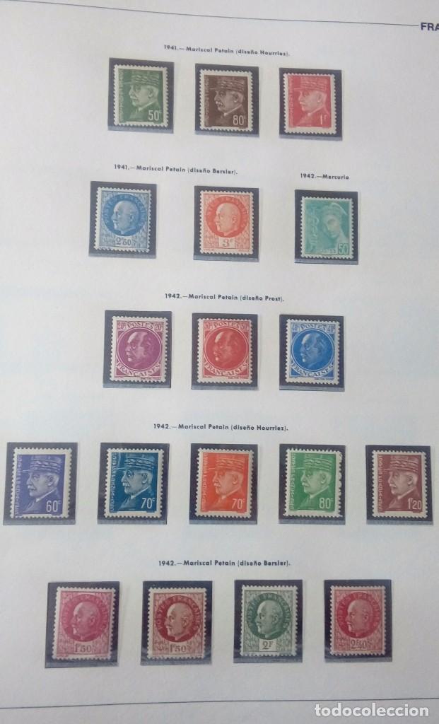 Sellos: Sellos de Francia desde1933 a 1970 - Foto 11 - 102091227