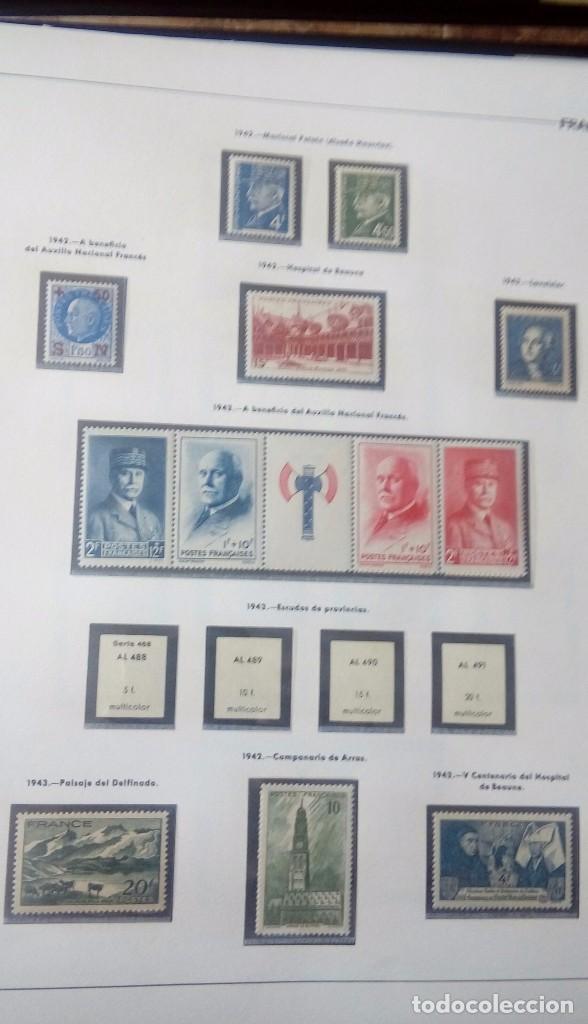 Sellos: Sellos de Francia desde1933 a 1970 - Foto 13 - 102091227