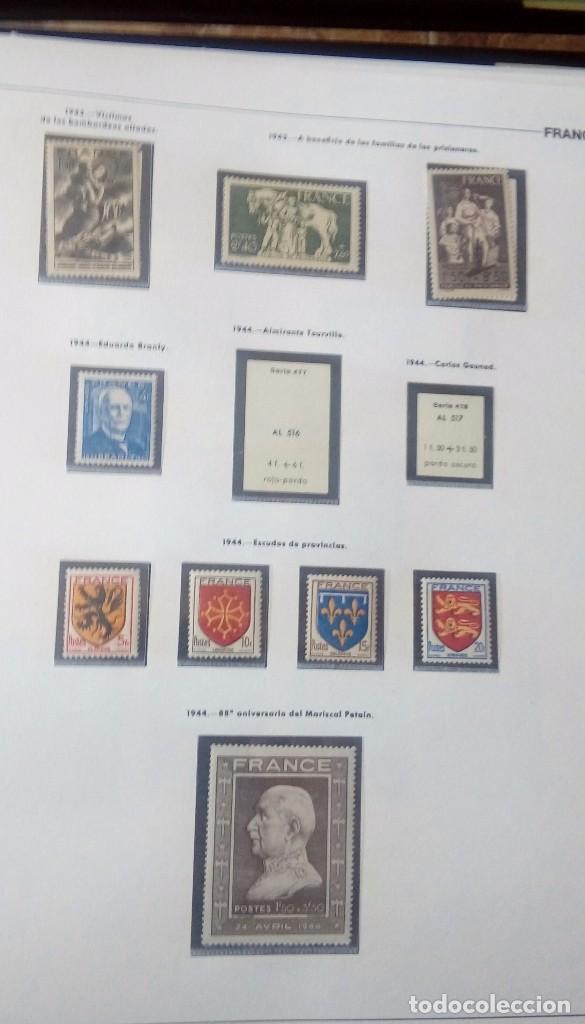 Sellos: Sellos de Francia desde1933 a 1970 - Foto 15 - 102091227
