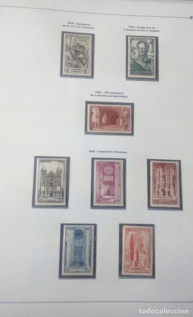 Sellos: Sellos de Francia desde1933 a 1970 - Foto 17 - 102091227