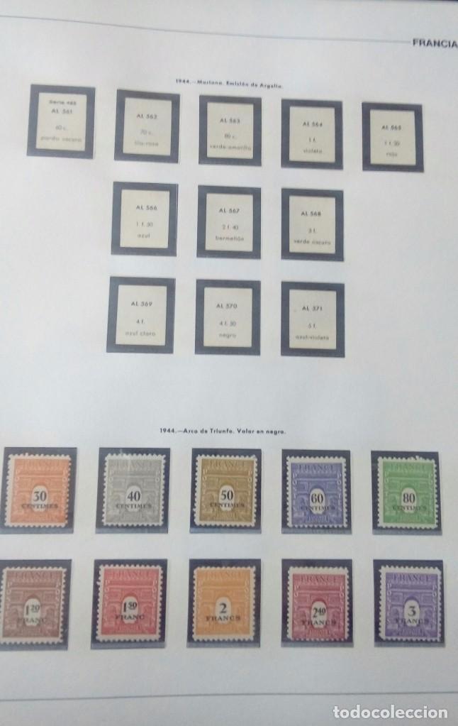 Sellos: Sellos de Francia desde1933 a 1970 - Foto 19 - 102091227