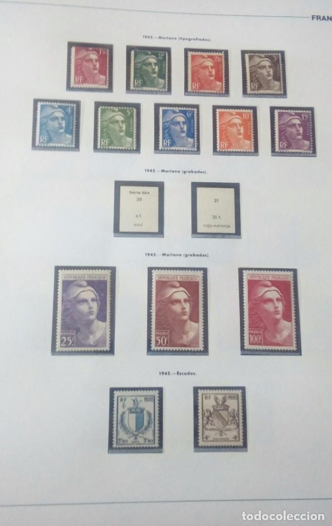 Sellos: Sellos de Francia desde1933 a 1970 - Foto 22 - 102091227
