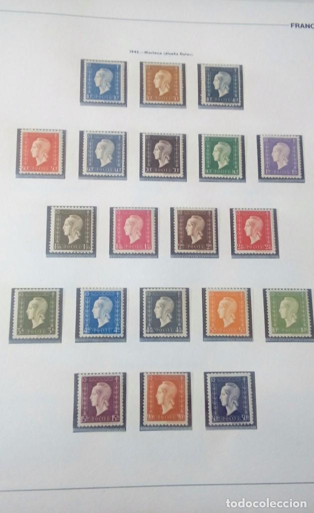 Sellos: Sellos de Francia desde1933 a 1970 - Foto 23 - 102091227